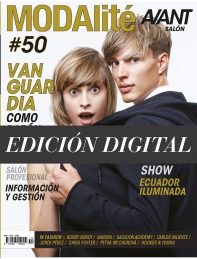 REVISTA MODAlité AVANT | Ed. digital